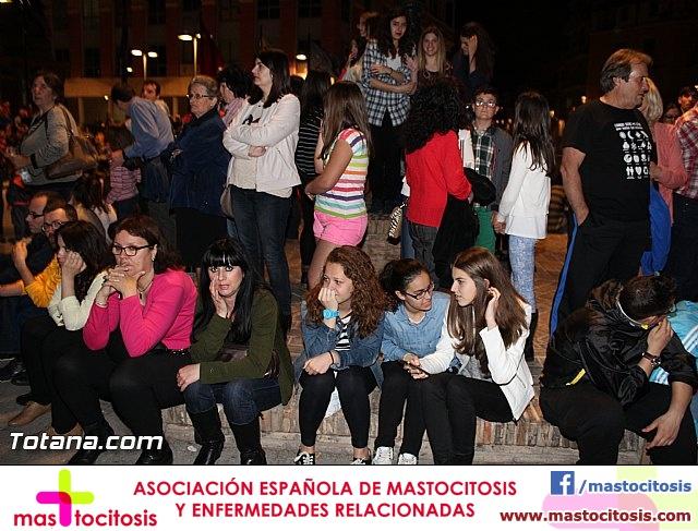 Traslado de pasos. Noche del Lunes Santo 2015 - 1
