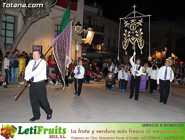 Traslado de pasos. Noche del Lunes Santo 2015 - 2