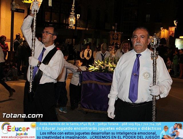 Traslado de pasos. Noche del Lunes Santo 2015 - 4