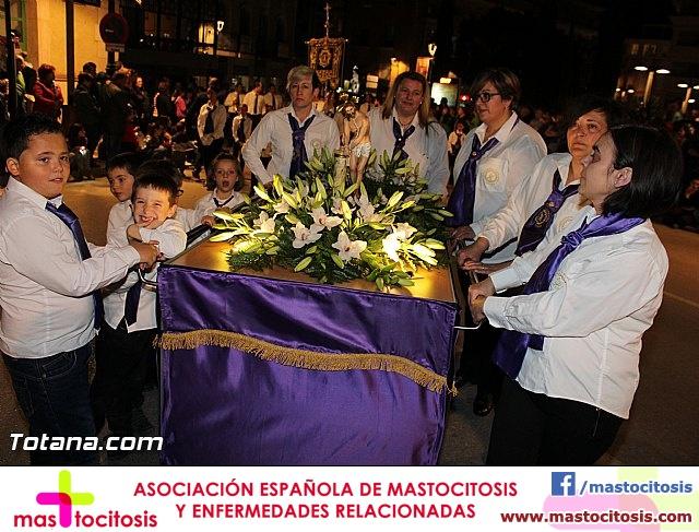 Traslado de pasos. Noche del Lunes Santo 2015 - 7