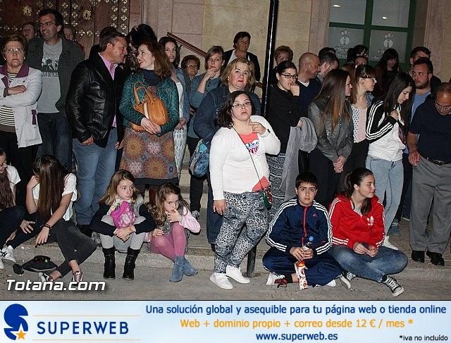 Traslado de pasos. Noche del Lunes Santo 2015 - 12