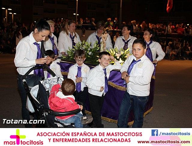 Traslado de pasos. Noche del Lunes Santo 2015 - 19