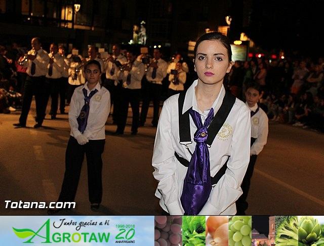 Traslado de pasos. Noche del Lunes Santo 2015 - 24