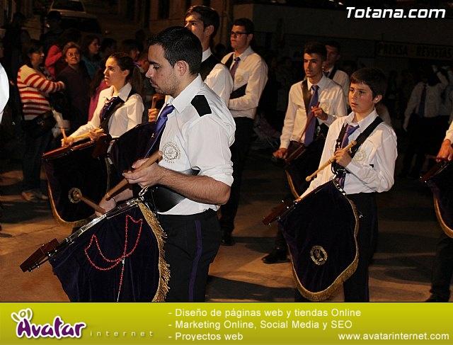 Traslado de pasos. Noche del Lunes Santo 2015 - 34