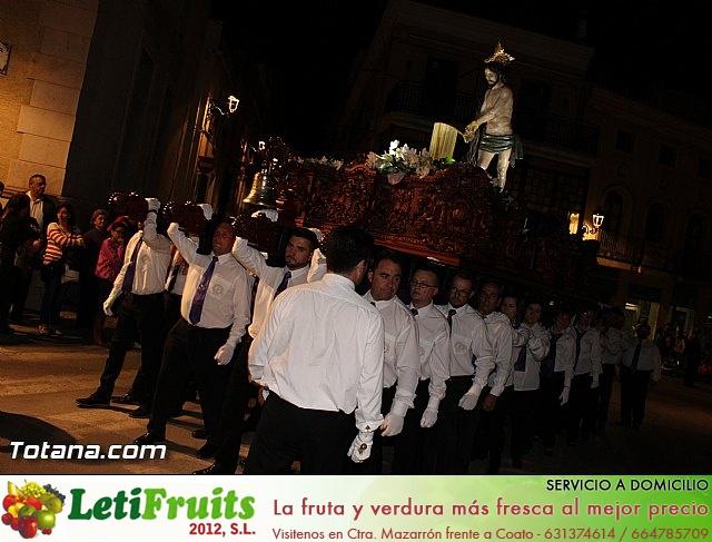 Traslado de pasos. Noche del Lunes Santo 2015 - 45