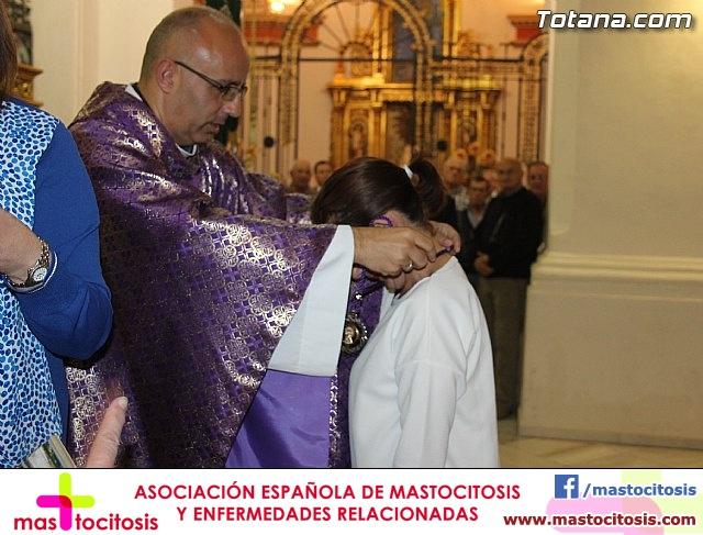 Imposición de escapularios y hermanamiento Stmo Cristo de la Agonía - 26