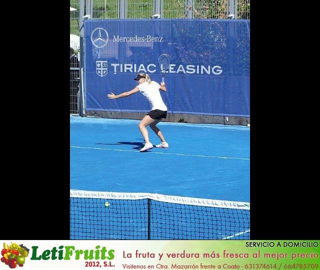 La Escuela de Tenis del Club de Tenis Totana en el Madrid Open - 1