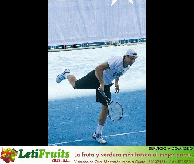 La Escuela de Tenis del Club de Tenis Totana en el Madrid Open - 6