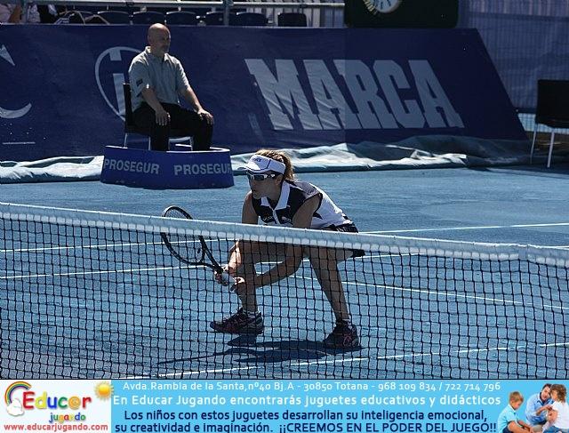 La Escuela de Tenis del Club de Tenis Totana en el Madrid Open - 7