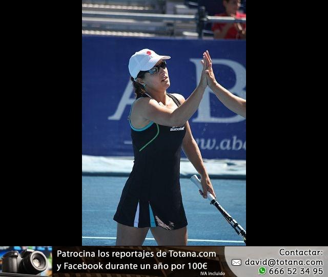 La Escuela de Tenis del Club de Tenis Totana en el Madrid Open - 8
