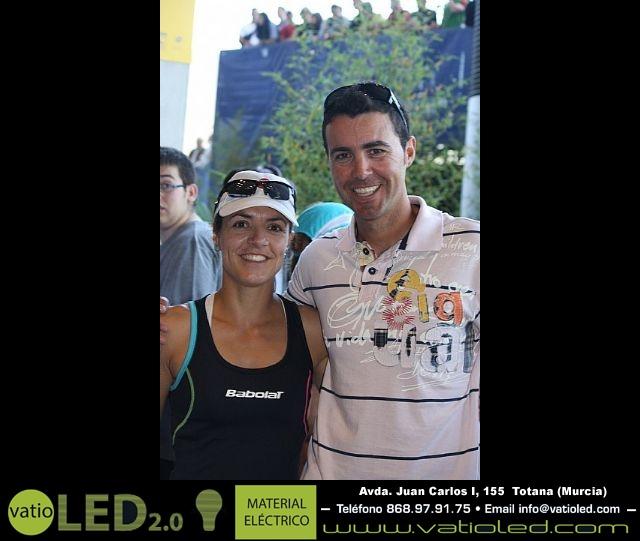 La Escuela de Tenis del Club de Tenis Totana en el Madrid Open - 14