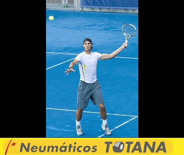 La Escuela de Tenis del Club de Tenis Totana en el Madrid Open - 16