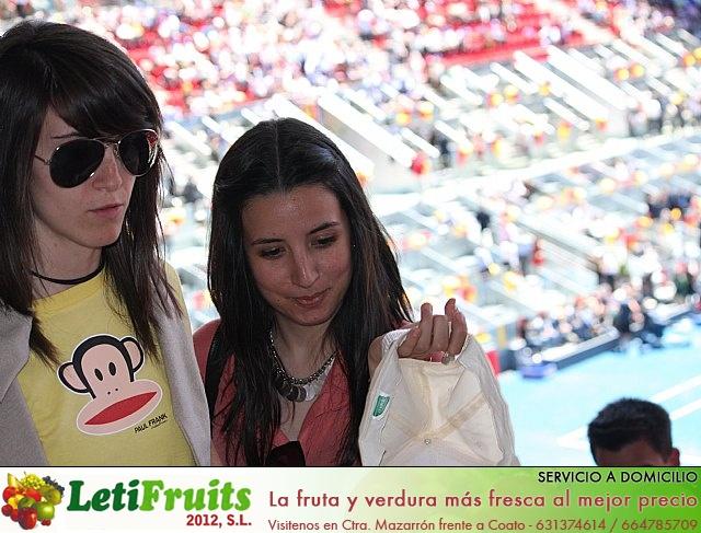 La Escuela de Tenis del Club de Tenis Totana en el Madrid Open - 18