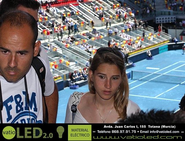 La Escuela de Tenis del Club de Tenis Totana en el Madrid Open - 19