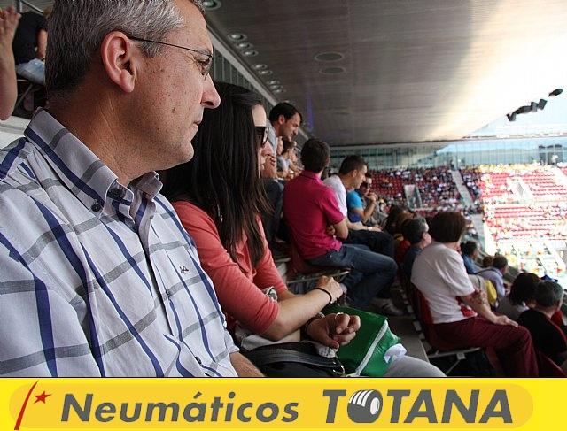 La Escuela de Tenis del Club de Tenis Totana en el Madrid Open - 20