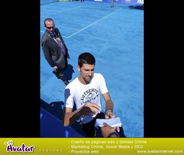 La Escuela de Tenis del Club de Tenis Totana en el Madrid Open - 23
