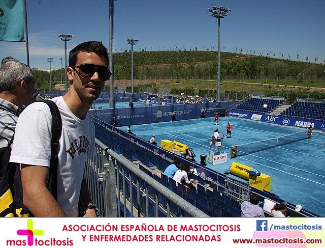 La Escuela de Tenis del Club de Tenis Totana en el Madrid Open - 24