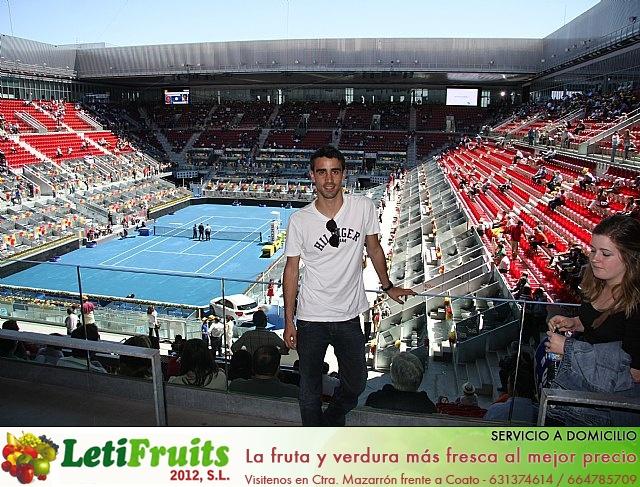 La Escuela de Tenis del Club de Tenis Totana en el Madrid Open - 29