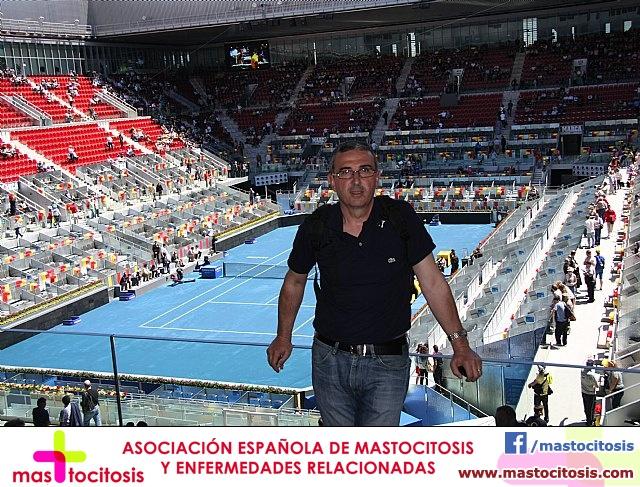 La Escuela de Tenis del Club de Tenis Totana en el Madrid Open - 30