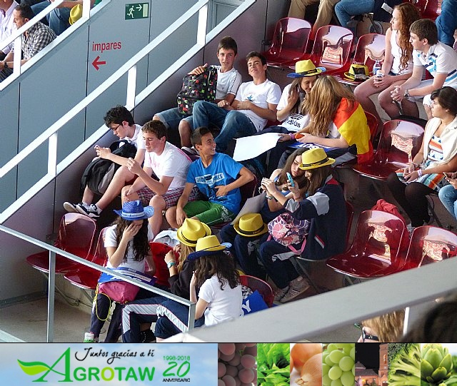 La Escuela de Tenis del Club de Tenis Totana en el Madrid Open - 32