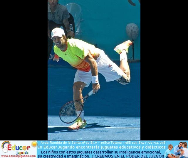 La Escuela de Tenis del Club de Tenis Totana en el Madrid Open - 34