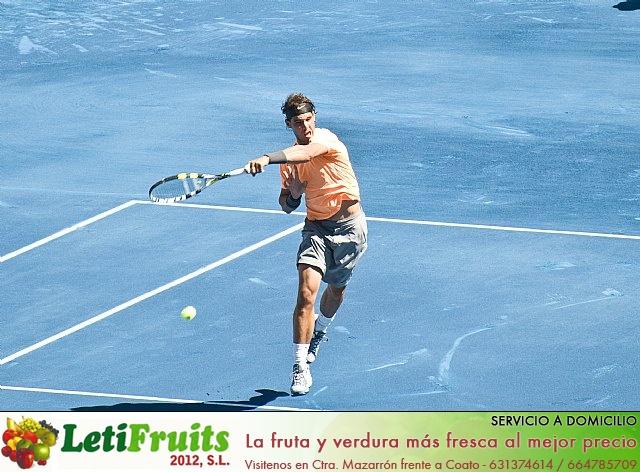 La Escuela de Tenis del Club de Tenis Totana en el Madrid Open - 40