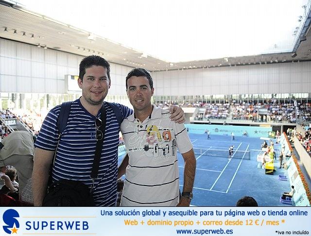La Escuela de Tenis del Club de Tenis Totana en el Madrid Open - 44