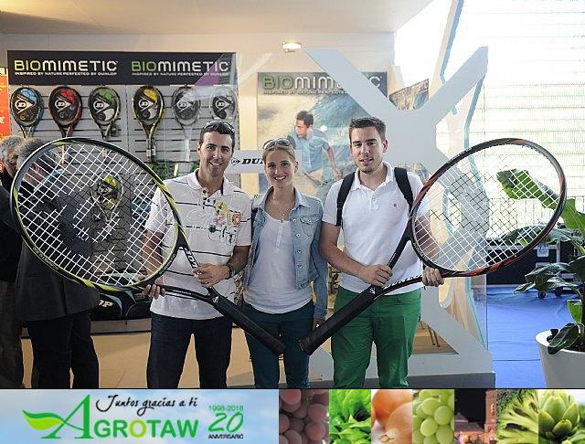 La Escuela de Tenis del Club de Tenis Totana en el Madrid Open - 45