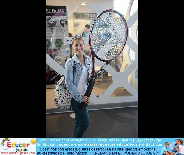 La Escuela de Tenis del Club de Tenis Totana en el Madrid Open - 46