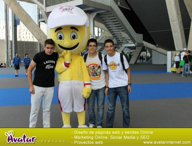 La Escuela de Tenis del Club de Tenis Totana en el Madrid Open - 55