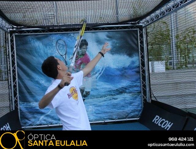 La Escuela de Tenis del Club de Tenis Totana en el Madrid Open - 57