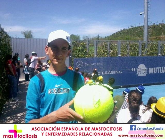 La Escuela de Tenis del Club de Tenis Totana en el Madrid Open - 58