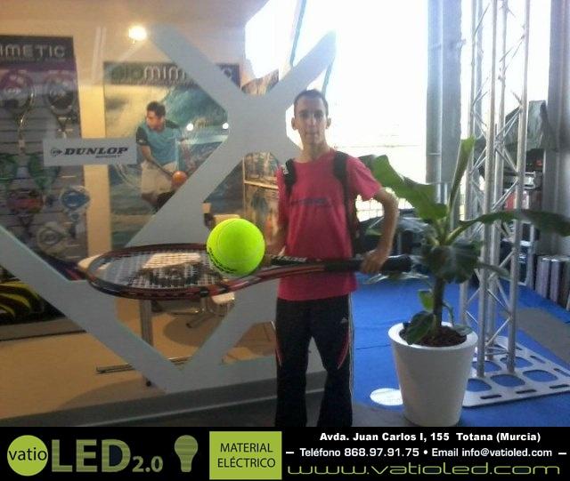 La Escuela de Tenis del Club de Tenis Totana en el Madrid Open - 60