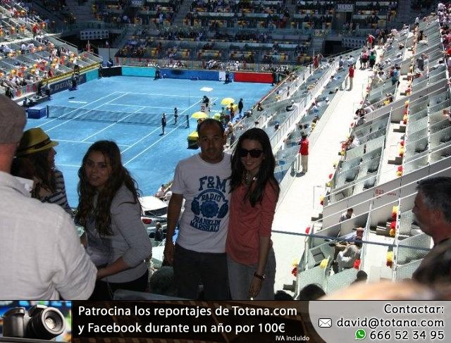 La Escuela de Tenis del Club de Tenis Totana en el Madrid Open - 66