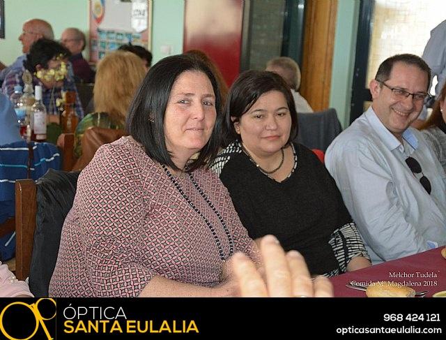 Comida gala Hermandad de Santa María Magdalena 2018 - 3