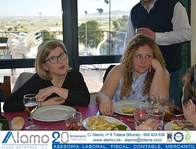 Comida gala Hermandad de Santa María Magdalena 2018 - 22