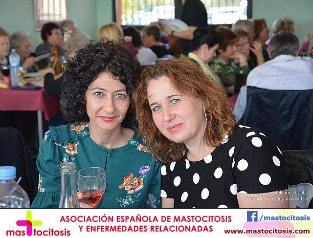 Comida gala Hermandad de Santa María Magdalena 2018 - 37