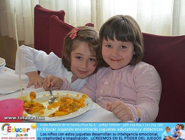 Comida Hdad. Santa María Magdalena. Semana Santa 2014 - 21
