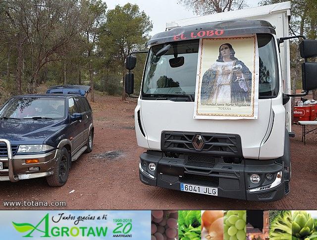 Comida de la Hermandad de Santa María Magdalena - La Santa 2016 - 1