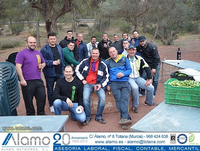 Comida de la Hermandad de Santa María Magdalena - La Santa 2016 - 10