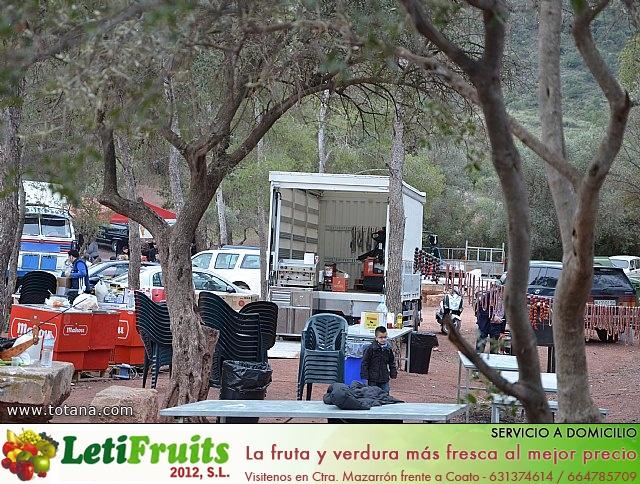 Comida de la Hermandad de Santa María Magdalena - La Santa 2016 - 14