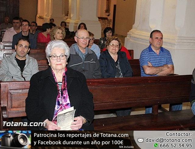 Concierto de marchas pasionarias - Semana Santa 2015 - 4