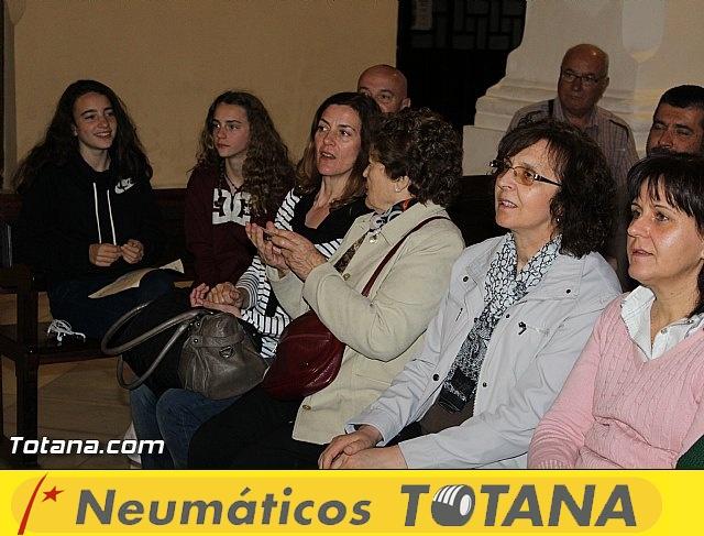 Concierto de marchas pasionarias - Semana Santa 2015 - 11