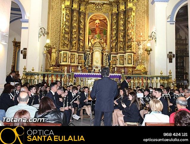 Concierto de marchas pasionarias - Semana Santa 2015 - 12