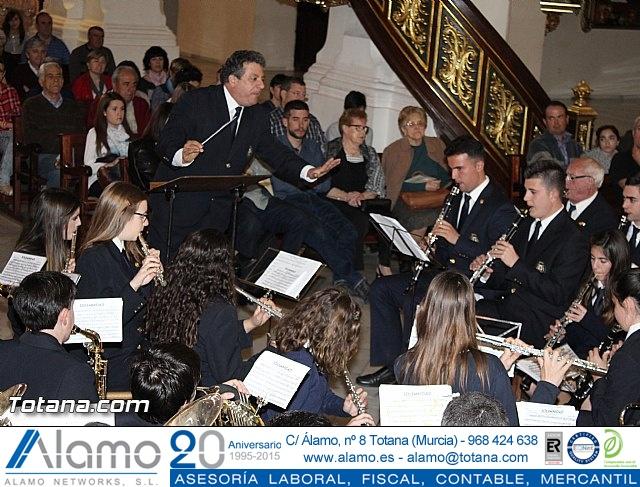 Concierto de marchas pasionarias - Semana Santa 2015 - 23