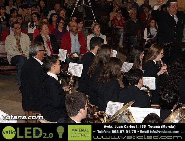 Concierto de marchas pasionarias - Semana Santa 2015 - 26