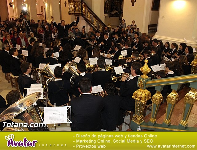 Concierto de marchas pasionarias - Semana Santa 2015 - 27