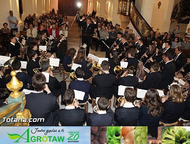 Concierto de marchas pasionarias - Semana Santa 2015 - 28