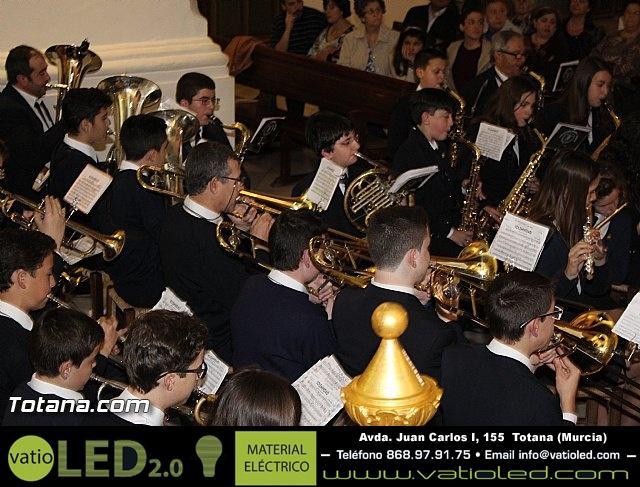 Concierto de marchas pasionarias - Semana Santa 2015 - 29