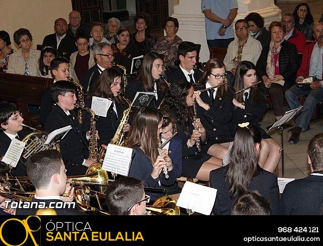 Concierto de marchas pasionarias - Semana Santa 2015 - 30